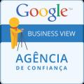 Marca Agência de Confiança Google Business View